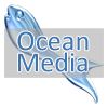 OceanMedia web & mobile app design